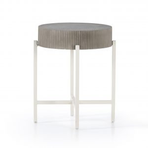 Thayer Jolene Outdoor End Table-Cabo-Home-Furniture-Seasalt-Home-Interiors