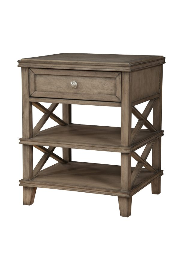 Potter Nightstand (French Truffle)-Cabo-Home-Furniture-Seasalt-Home-Interiors