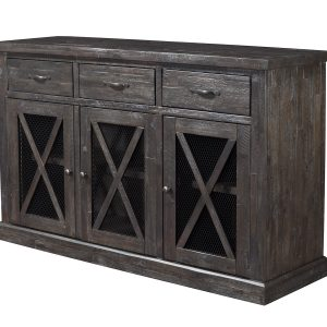Newberry Salvaged Grey Sideboard-Cabo-Home-Furniture-Seasalt-Home-Interiors