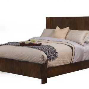 Austin Bed In Chestnut-Cabo-Home-Furniture-Seasalt-Home-Interiors