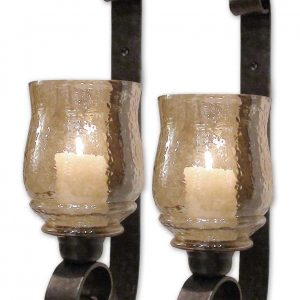 JOSEJoselyn Candle Sconces (Set Of 2)-Cabo-Home-Furniture-Seasalt-Home-Interiors