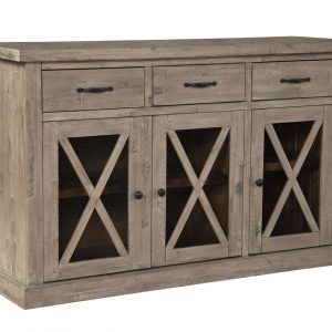 Newberry Sideboard (Weathered Natural)-Cabo-Home-Furniture-Seasalt-Home-Interiors