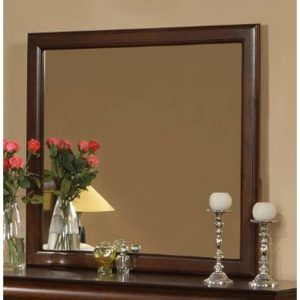 West Haven Mirror Cappuccino-Cabo-Home-Furniture-Seasalt-Home-Interiors