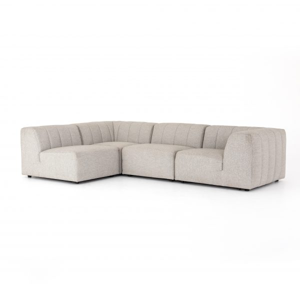 Solano Gwen Outdoor 4 Pc Sectional-Cabo-Home-Furniture-Seasalt-Home-Interiors