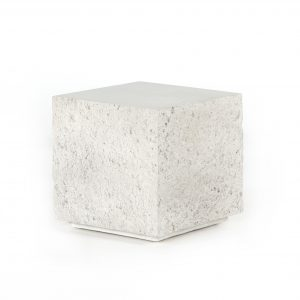Otero Outdoor Square End Table-Cabo-Home-Furniture-Seasalt-Home-Interiors