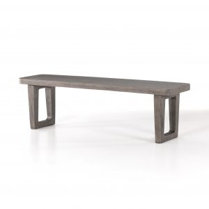 """Reclaimed Curio Dining Bench 60""""-Cabo-Home-Furniture-Seasalt-Home-Interiors"""
