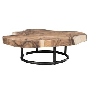 """Highland Coffee Table 51-57"""" Light-Cabo-Home-Furniture-Seasalt-Home-Interiors"""