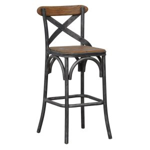 """Powell 24"""" Counter Stool-Cabo-Home-Furniture-Seasalt-Home-Interiors"""