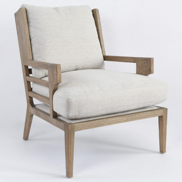 Rodger Accent Chair Pearl White-Cabo-Home-Furniture-Seasalt-Home-Interiors