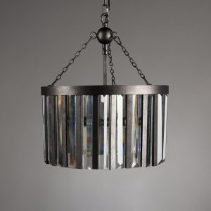 Olympia Chandelier w Bulb-Cabo-Home-Furniture-Seasalt-Home-Interiors