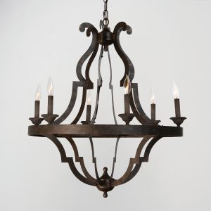 Gatsby Chandelier Small-Cabo-Home-Furniture-Seasalt-Home-Interiors