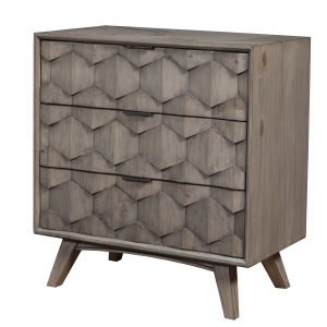 Shimmer Small Chest Antique Grey-Cabo-Home-Furniture-Seasalt-Home-Interiors