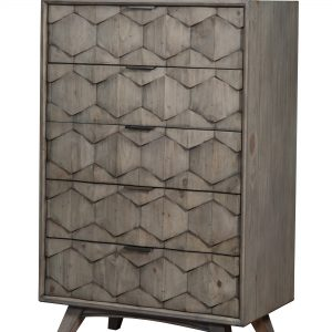 Shimmer Chest Antique Grey-Cabo-Home-Furniture-Seasalt-Home-Interiors