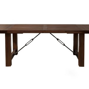 Pierre Dining Table Antique Cappuccino-Cabo-Home-Furniture-Seasalt-Home-Interiors