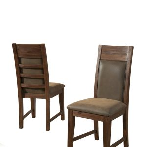 Pierre Side Chair Antique Cappuccino
