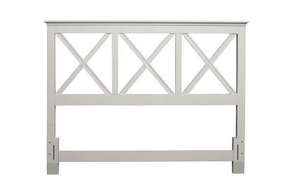 Potter White Headboard Bed-Cabo-Home-Furniture-Seasalt-Home-Interiors