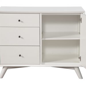 Flynn Accent Cabinet White-Cabo-Home-Furniture-Seasalt-Home-Interiors