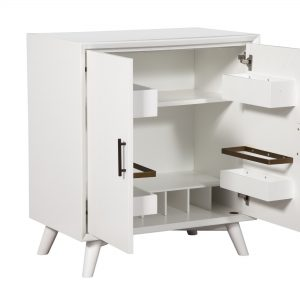 Flynn Small Bar Cabinet White-Cabo-Home-Furniture-Seasalt-Home-Interiors