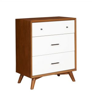 Flynn Small Chest Acorn/White-Cabo-Home-Furniture-Seasalt-Home-Interiors