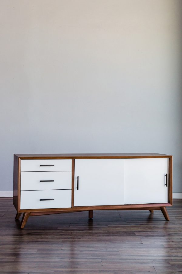 Flynn Large TV Console (Acorn & White)-Cabo-Home-Furniture-Seasalt-Home-Interiors