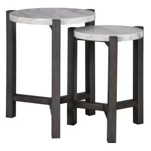 Crossport Accent Table (Set of 2)-Cabo-Home-Furniture-Seasalt-Home-Interiors
