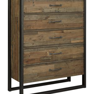 Sommerford Five Drawer Chest-Cabo-Home-Furniture-Seasalt-Home-Interiors