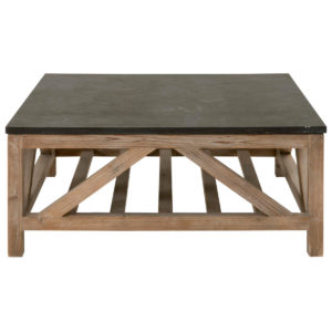 Blue Stone Square Coffee Table-Cabo-Home-Furniture-Seasalt-Home-Interiors