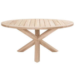 """Boca Outdoor 63"""" Round Dining Table-Cabo-Home-Furniture-Seasalt-Home-Interiors"""