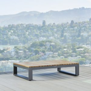 Bolinas Coffee Table With Teak 48″-Cabo-Home-Furniture-Seasalt-Home-Interiors