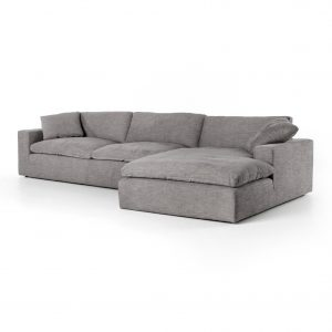 """Kensington Plume Two Piece Sectional 136""""-Cabo-Home-Furniture-Seasalt-Home-Interiors"""