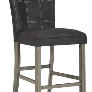 Dontally Upholstered Barstool (Set of 2)-Cabo-Home-Furniture-Seasalt-Home-Interiors