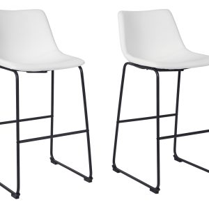 Centiar Tall UPH Barstool (Set of 2)-Cabo-Home-Furniture-Seasalt-Home-Interiors