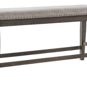 Johurst Double UPH Bench (Singal)-Cabo-Home-Furniture-Seasalt-Home-Interiors