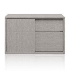 Forte 2 drawer Nightstand-Cabo-Home-Furniture-Seasalt-Home-Interiors