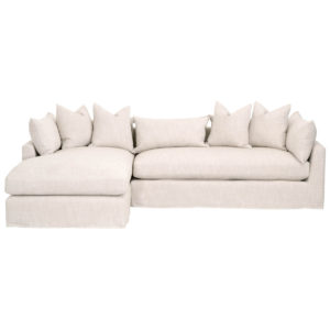 """Haven 110"""" Lounge Slipcover Sectional-Cabo-Home-Furniture-Seasalt-Home-Interiors"""