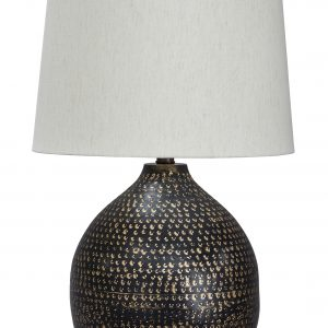 Maire Metal Table Lamp (Single)-Cabo-Home-Furniture-Seasalt-Home-Interiors