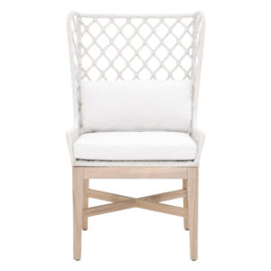 Lattis Outdoor Wing Chair-Cabo-Home-Furniture-Seasalt-Home-Interiors