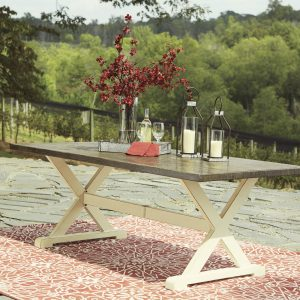 Preston Bay RECT Dining Table w/UMB OPT-Cabo-Home-Furniture-Seasalt-Home-Interiors