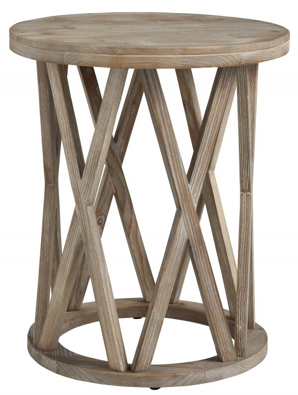 Glasslore Round End Table-Cabo-Home-Furniture-Seasalt-Home-Interiors