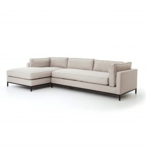 Atelier Grammercy 2-piece Chaise Sectional-Cabo-Home-Furniture-Seasalt-Home-Interiors