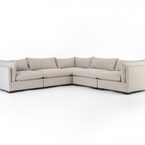 Atelier Westwood 5 Piece Sectional-Cabo-Home-Furniture-Seasalt-Home-Interiors