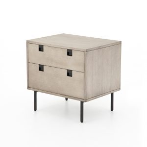 Carly 2 Dwr Nightstand Grey Wash-Cabo-Home-Furniture-Seasalt-Home-Interiors