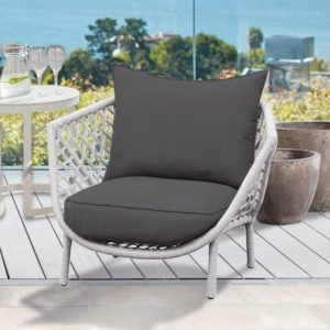 Lisbon Lounge Chair In White – New-Cabo-Home-Furniture-Seasalt-Home-Interiors