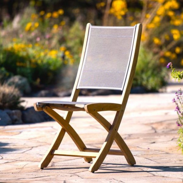 Mendocino Folding Side Chair-Cabo-Home-Furniture-Seasalt-Home-Interiors